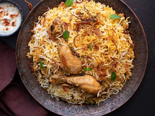 How To Cook Biryani Using A Pressure Cooker