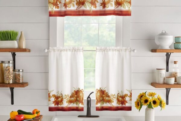 10 Benefits Of Kitchen Curtains You Should Know
