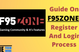 Step by Step Guide on F95zone Register And Login Process.
