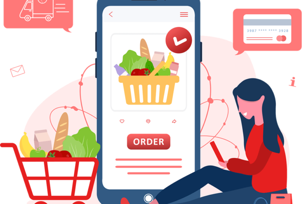 Instacart Clone – Know How Online Stores Can Benefits Using On-Demand Grocery Delivery App