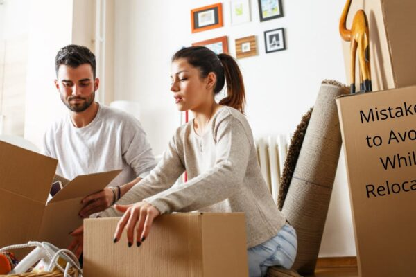 Packing and Moving Mistakes to Avoid While Relocating