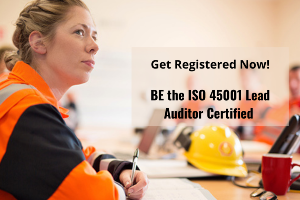 ISO 45001 Lead Auditor Course in Pakisan