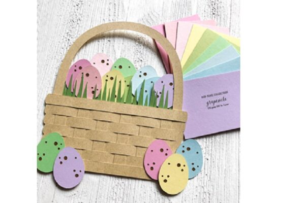 4 Fun Crafts to Do with Recycled Cardstock Paper
