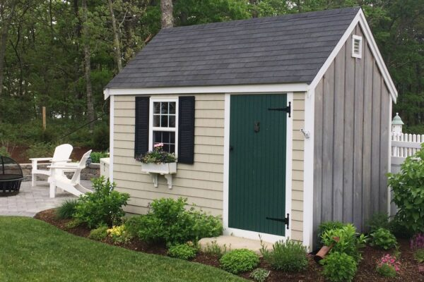 Growing Beyond the Garden Shed to Meet Your Every Need