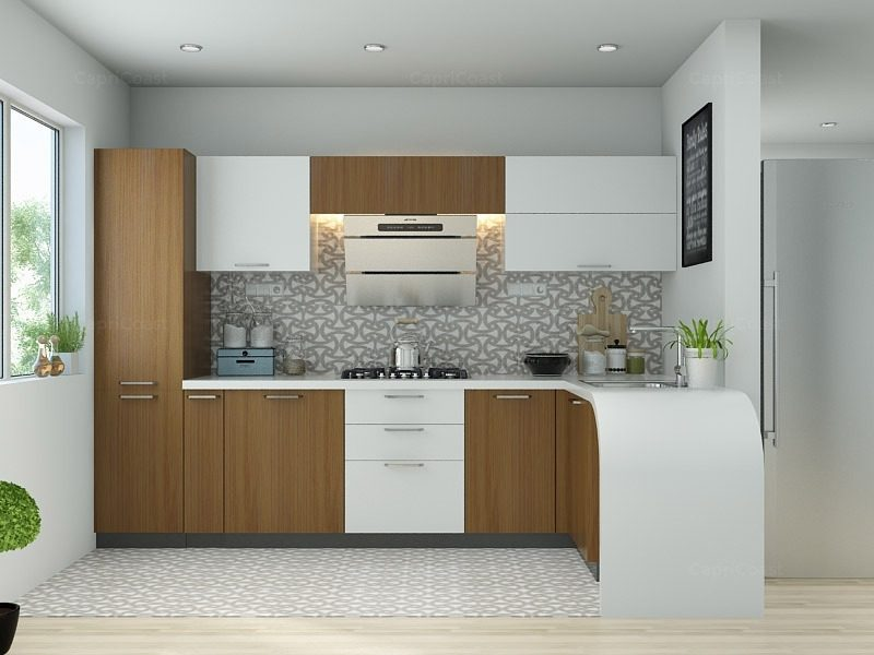 4 Things To Keep In Mind When Opting For Modular Kitchen Designs L Shaped