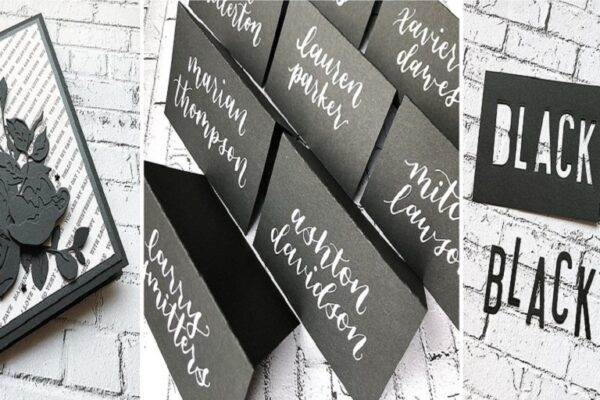 Why Is It So Important to Choose a Black Cardstock Paper That Is Acid-Free?