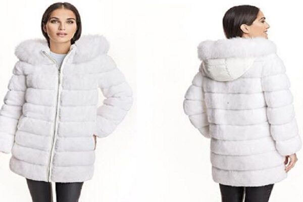 You Can Get Through The Harshest Season of All Seasons In a Wool Coat with Fur Collar